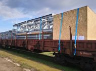 Fixace na železničních vagonech