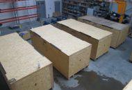 Exportní (zámořské) balení čerpadel 03