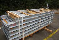 Exportní (zámořské) balení ocelových konstrukcí 02