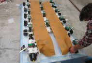 Exportní (zámořské) balení armatur 01