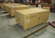 Exportní (zámořské) balení armatur 03