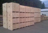 Dřevěné bedny a obaly 02