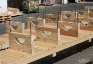 Dřevěná dna a balení svazků 03