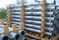 Dřevěná dna a balení svazků 06