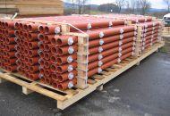 Dřevěná dna a balení svazků 08