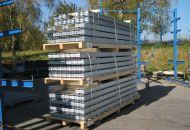 Dřevěná dna a balení svazků 10