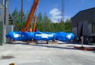 Ochrana proti mechanickému poškození - teplem smrštitelná fólie BRANOpac HS-300