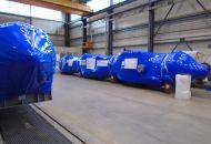 Ochrana proti mechanickému poškození - balení do teplem smrštitelné fólie BRANOpac HS-300