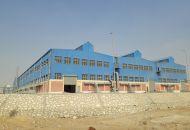 Vybalování projektu Helwan Egypt 05