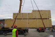 Nakládka a fixace kontejneru 02