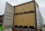 Nakládka a fixace kontejneru 05