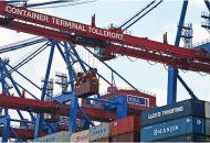 Nakládka a fixace kontejneru 07